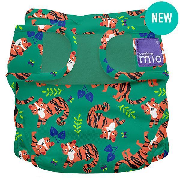 BambinoMio Miosoft pelenka külső - Tigris