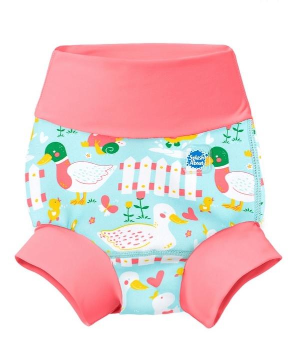 Happy Nappy mosható úszópelenka - Kiskacsa