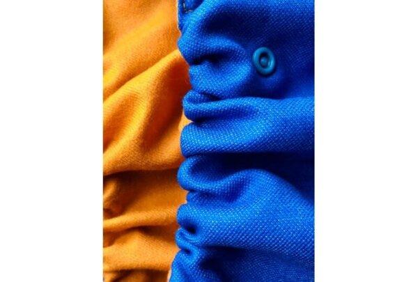 Puppi gyapjú mosható pelenka külső V3 - Winter Heat