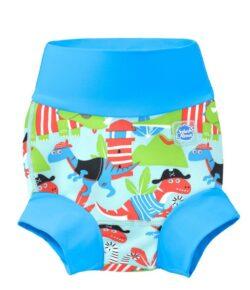 Happy Nappy mosható úszópelenka - Dínó kalózok