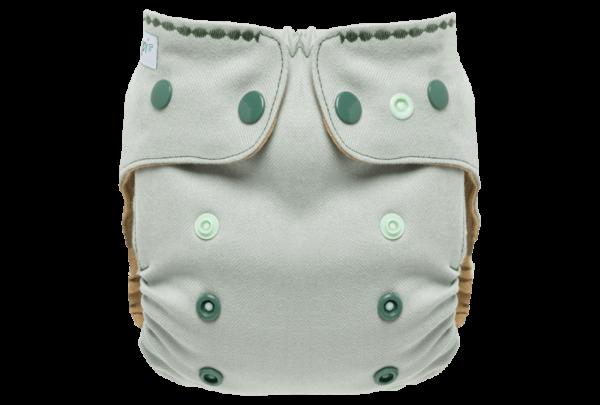 Puppi gyapjú mosható pelenka külső V3 OS+- Iguana