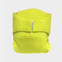 Hamac csónakos mosható pelenka tesztcsomag - Zöld banán