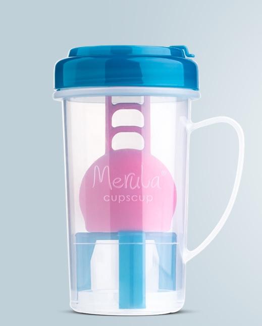 Merula mikrós intimkehely sterilizáló pohár