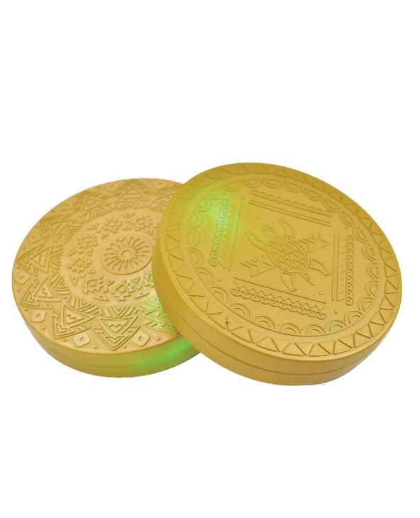 Splash About villogó merülő érmék