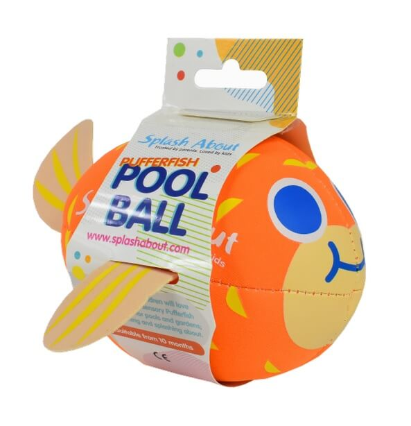 Neoprén Gömbhal Splash Balls - Narancs