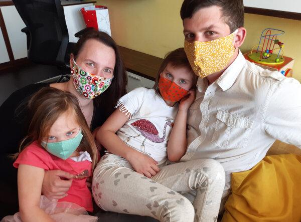 Petit Lulu családi arcmaszk próbacsomag