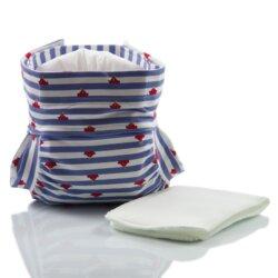 Culla di Teby úszópelenka csomag - Kis tengerész