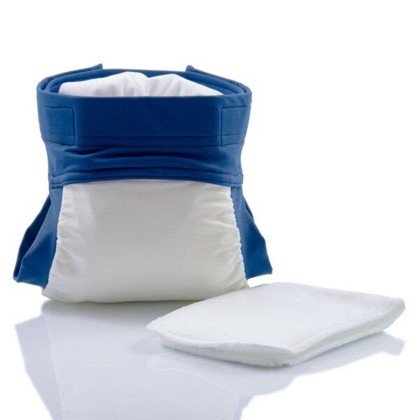 Culla di Teby úszópelenka csomag - Fehér és kék