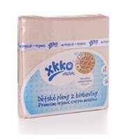 XKKO organikus pamut pelenka (70*70 cm)