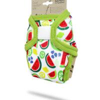Petit Lulu PUL újszülött mosható pelenkakülső - Dinnyék
