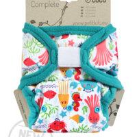 Petit Lulu SIO mosható pelenka - új verzió - Lagúna