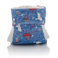 Culla di Teby csónakos mosható pelenka - Tenger