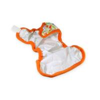 Petit Lulu XL PUL mosható pelenka külső - Dinnyék