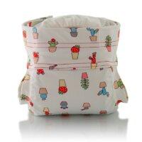 Culla di Teby csónakos mosható pelenka - Soft touch Mexikó