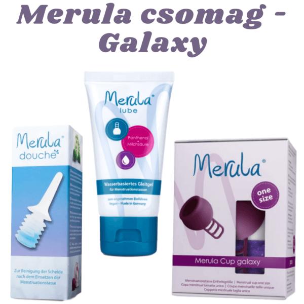 Merula csomag - intimkehely, síkosító, intimzuhany