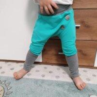 Temiti többméretes hordozós nadrág - Zöld