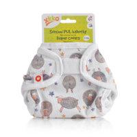 Xkko PUL újszülött mosható pelenkakülső - Bárányok