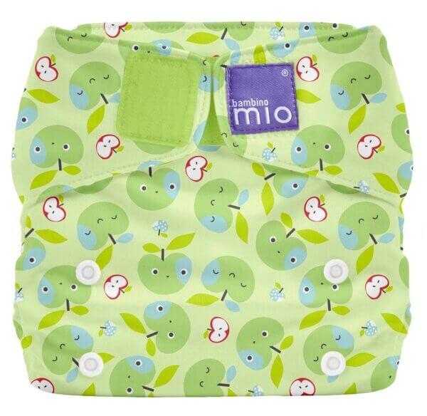 Bambino Mio MioSolo zsebes pelenka – Apple Crounch
