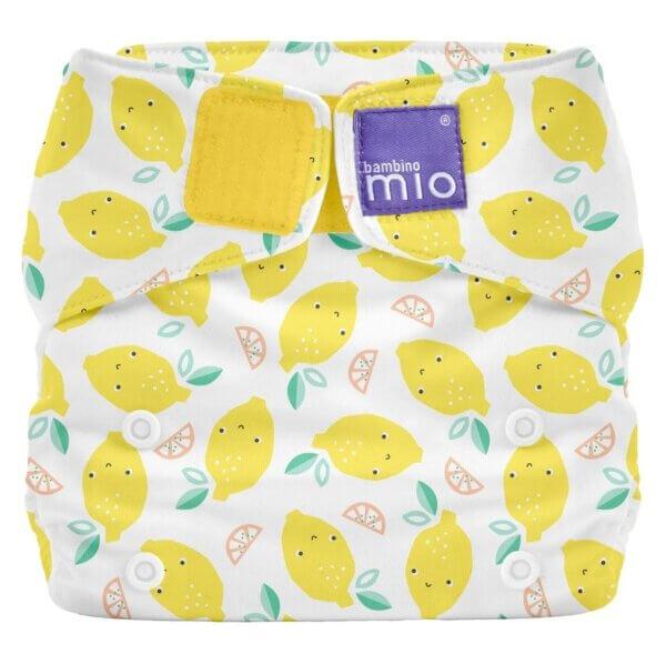 Bambino Mio MioSolo zsebes pelenka – Lemon Drop
