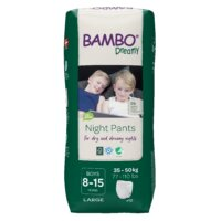 Bambo Dreamy éjszakai pelenka - Fiú 35-50 kg (10 db)