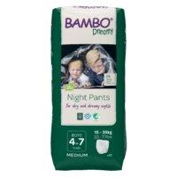 Bambo Dreamy éjszakai pelenka - Fiú15-35 kg (10 db)