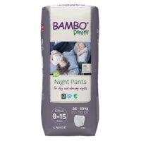 Bambo Dreamy éjszakai pelenka - Lány 35-50 kg (10 db)