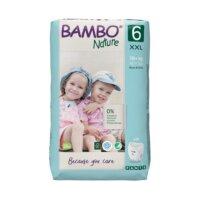 Bambo Nature Bugyipelenka 6 (18+kg)