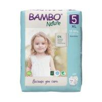 Bambo Nature öko pelenka 5 (12-18 kg)