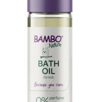Bambo Nature vegán fürdőolaj - 145 ml