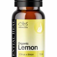 Lemon Organic - Citrom illóolaj (10 ml)