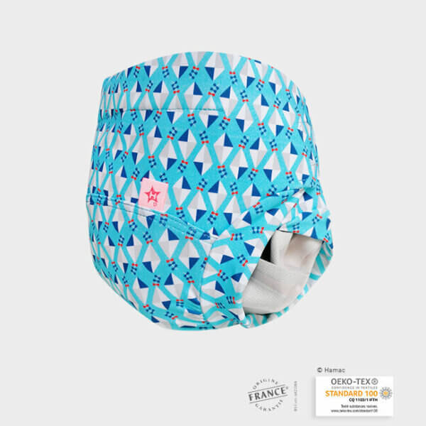 TMAC mosható pelenka külső - Bapteme de l'air