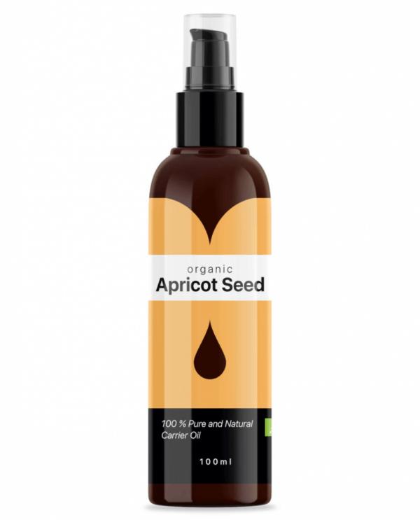 Apricot Seed Organic - Organikus Sárgabarackmag olaj (100 ml)