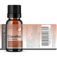 Copaiba Oleoresin - Copaiba illóolaj Tree Tapping (10 ml)