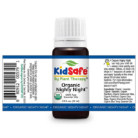 Nighty Night KidSafe - Nyugodt alvás illóolaj keverék (10 ml)