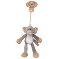 Teddykompaniet csiptetős elefánt