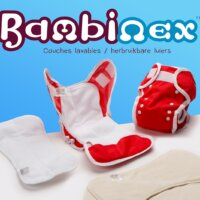 Bambinex Bone Booster mosható pelenka betét