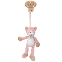Teddykompaniet csiptetős cica