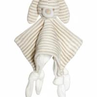 Teddykompaniet csücsköző - Csíkos nyuszi