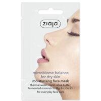 ZIAJA Mikrobiom hidratáló arcmaszk száraz bőrre