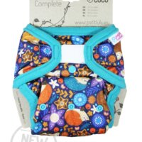 Petit Lulu SIO mosható pelenka - új verzió - Sünik