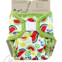Petit Lulu SIO mosható pelenka - új verzió - Dinnyék