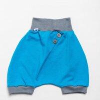 Temiti többméretes hordozós rövidnadrág - Kék