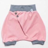 Temiti többméretes hordozós rövidnadrág - Rózsaszín
