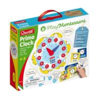 Quercetti - Montessori Primo Clock oktató játék
