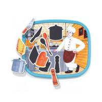 Quercetti: Montessori mágneses fejlesztőjáték - Foglalkozások