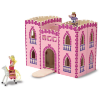 M&D Szétnyitható kastély - Királylány