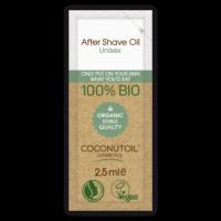 Bio szőrtelenítés és borotválkozás utáni olaj - unisex (2,5 ml)