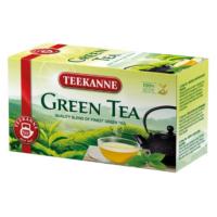 Teekanne Zöld Tea - filteres (20 db)