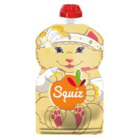 SQUIZ újratölthető ételtasak - Csini Cica (1 darab)