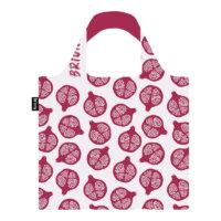 Briony újrahasznosított Bevásárló Táska - Pomegranate